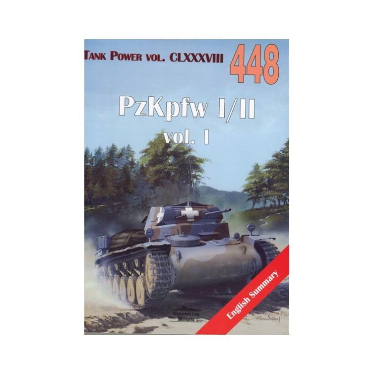 【新製品】448 I/II号戦車 Vol.I