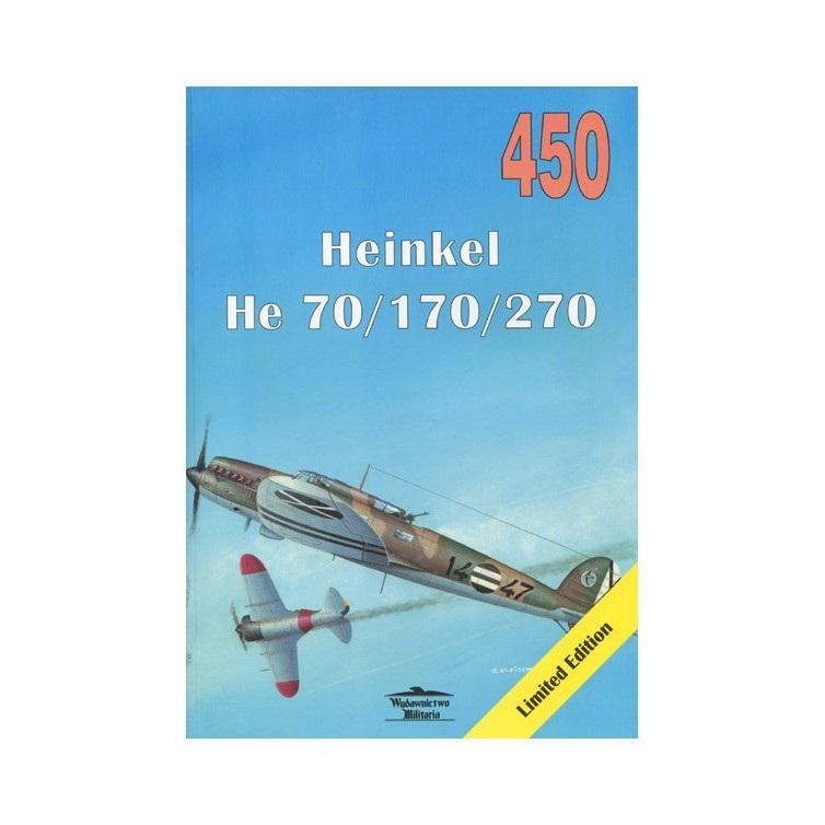 【新製品】450 ハインケル He70/170/270