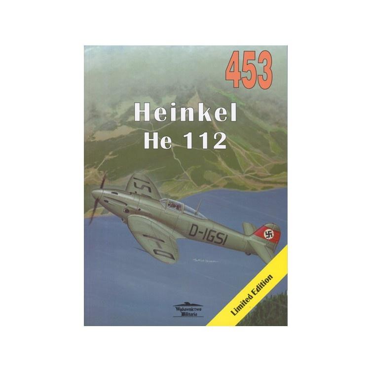 【新製品】453 ハインケル He112