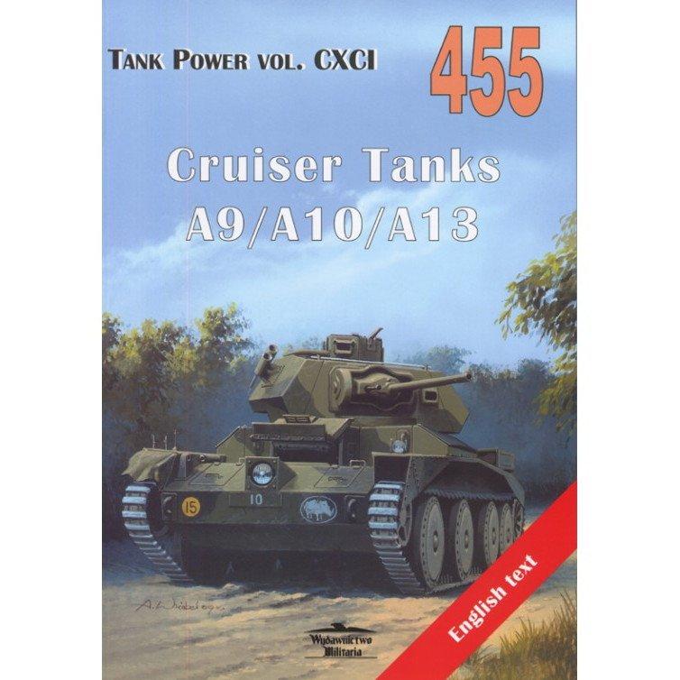 【新製品】455 巡航戦車 A9/A10/A13