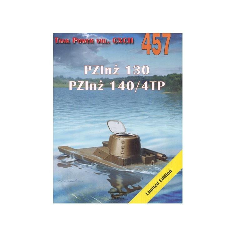 【新製品】457 PZlnz130/PZlnz140/4TP
