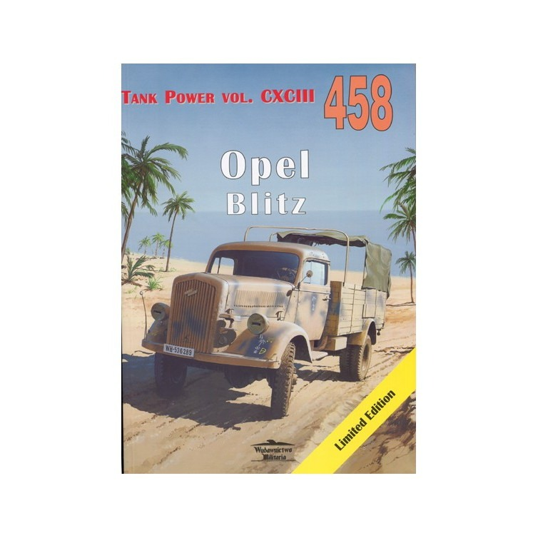 【新製品】458 オペル ブリッツ