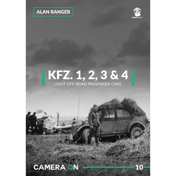 【新製品】CAMERA ON 10 Kfz.1、Kfz.2、Kfz.3、Kfz.4