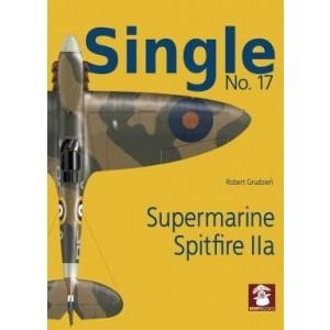 【新製品】Single No.17 スーパーマリン スピットファイア Mk.IIa